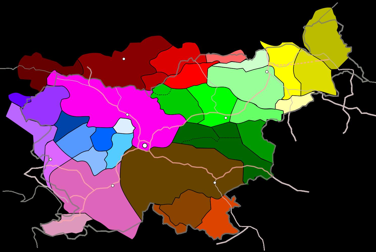 Slovenian Origin / Slov  poreklo – Slovenian DNA Pool