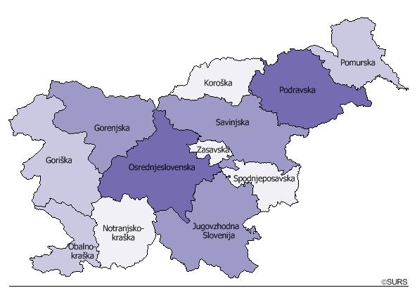Statisticne pokrajine